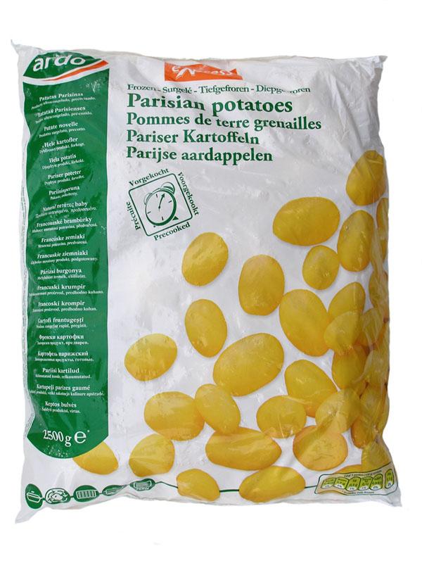 Πατάτα ραγού