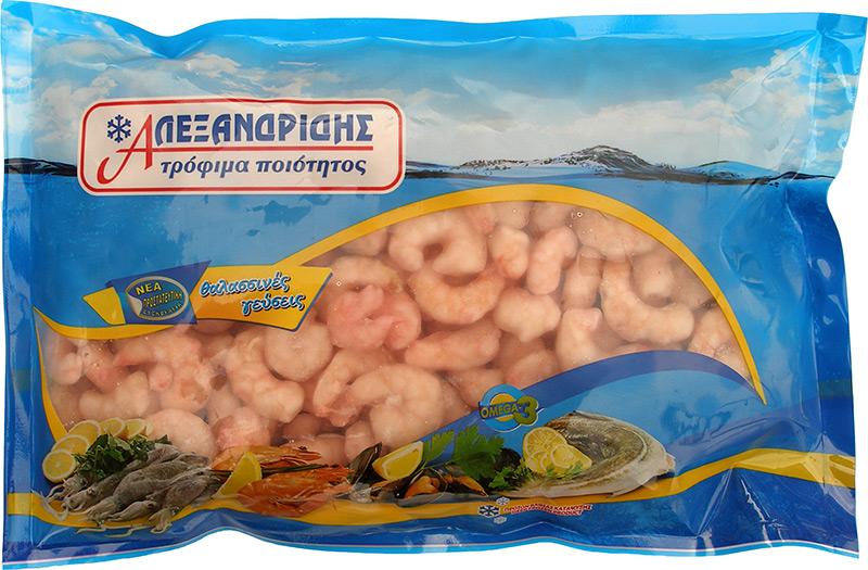 Γαρίδες ψύχα